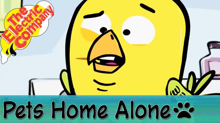 Pets Home Alone: Nachos