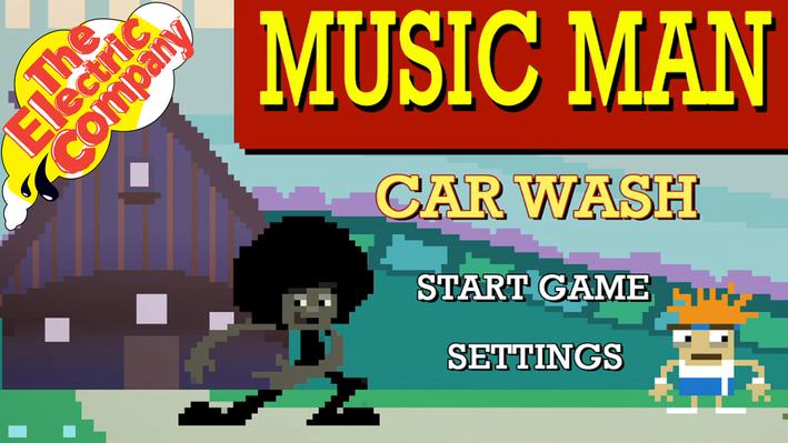 Music Man: Redux - Car Wash