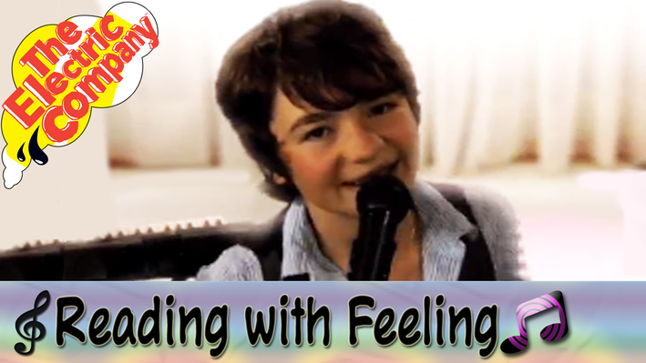 Music Video: Reading with Feeling