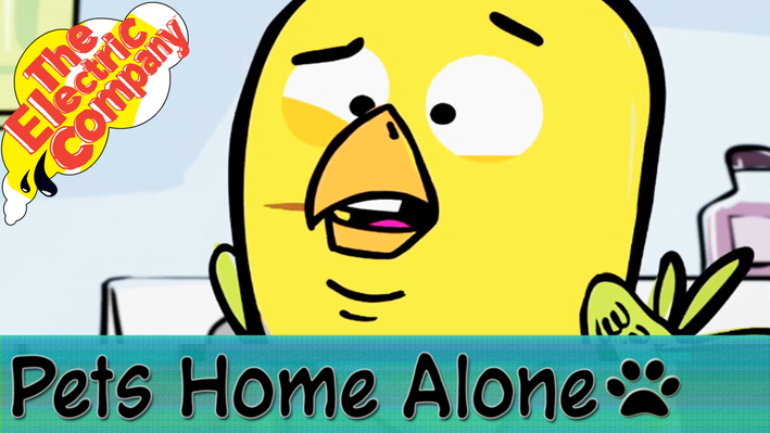 Pets Home Alone: Woof Woof Crunchy Yummy