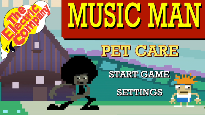 Music Man: Animal Care