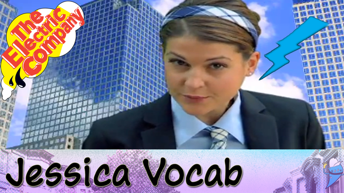 Jessica Vocab: The Junior Assistant