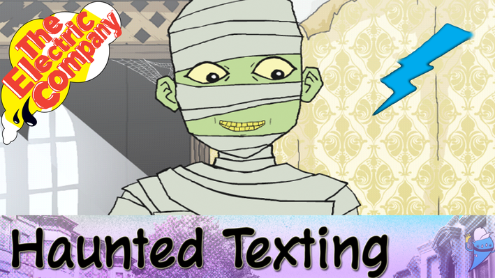 Haunted Texting: G vs. P