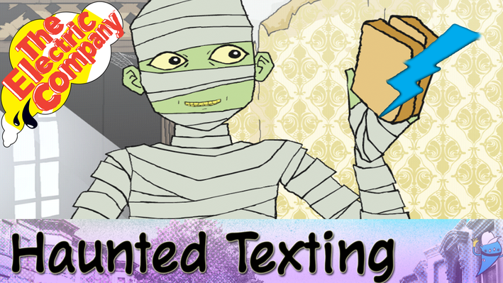 Haunted Texting: GN & KN