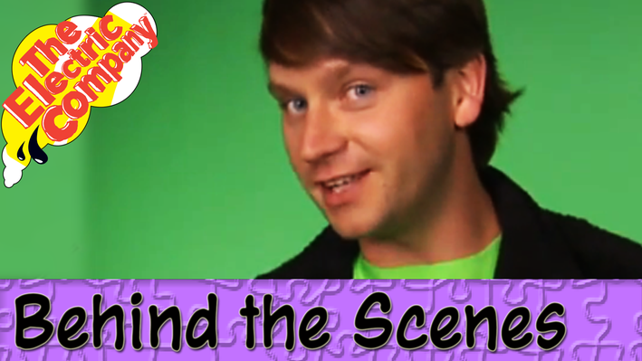 Behind The Scenes: Greenscreen