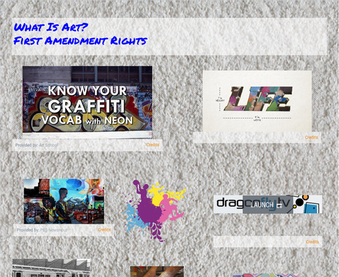 Art: Graffiti Knowledge