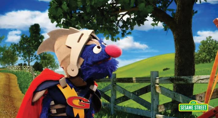 Super Grover 2.0: Cart Before Horse | Sesame Street