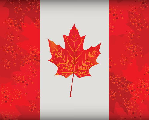 Canadian Flag | Clipart