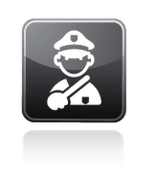 Professions - Police Officer | Clipart