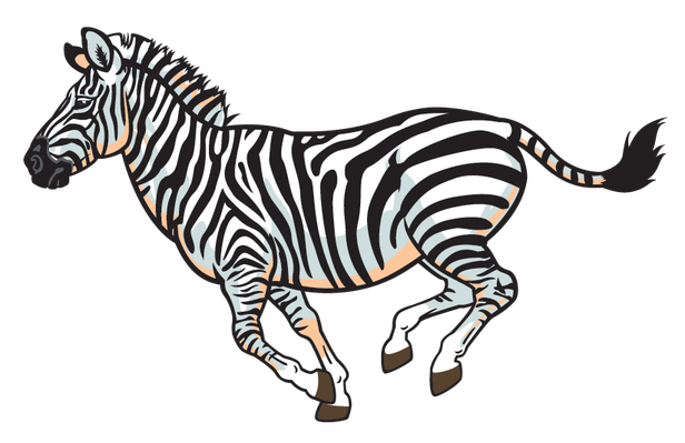 Set With African Animals   Clipart