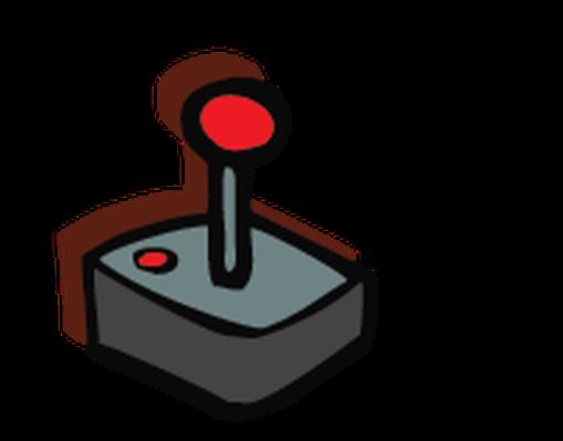 Electronics - Joystick | Clipart