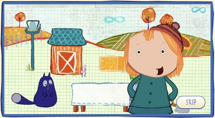 3-2-1 Snack | Peg + Cat