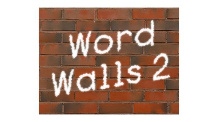 Word Walls 2!