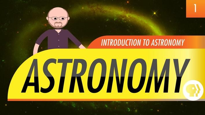 Introduction to Astronomy | Crash Course Astronomy