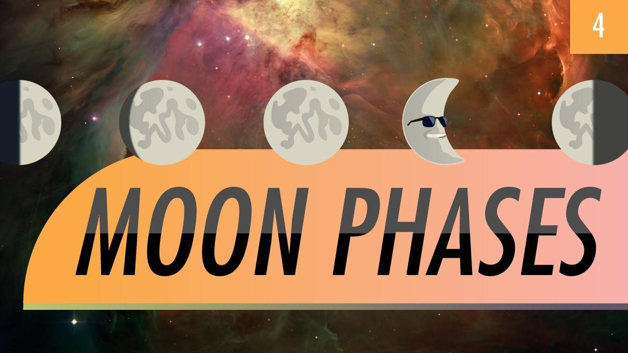 Moon Phases | Crash Course Astronomy