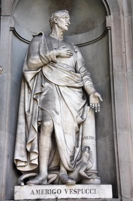 Amerigo Vespucci | Famous Explorers