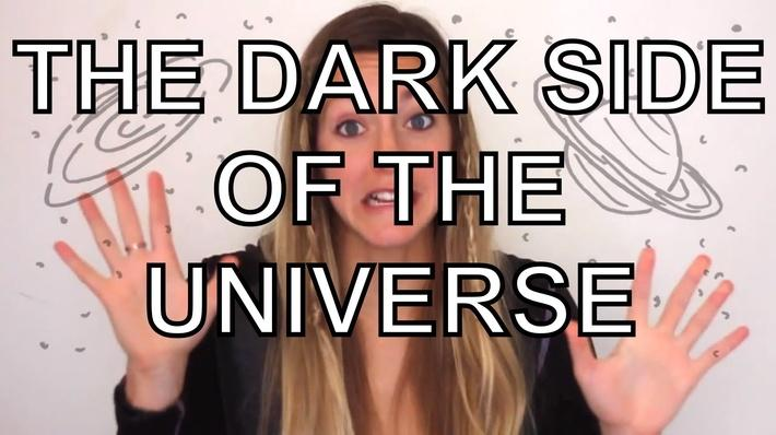 What's the Darkest Part of the Sky? The Hubble Deep Field | Physics Girl