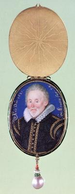 Portrait of an unknown man, c.1621