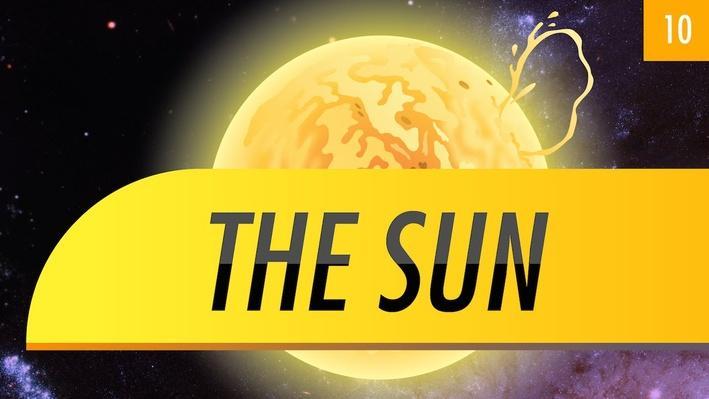The Sun | Crash Course Astronomy