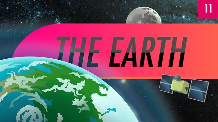 The Earth | Crash Course Astronomy
