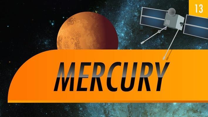 Mercury | Crash Course Astronomy