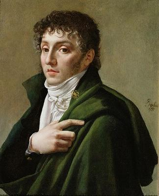 Portrait of Etienne-Henri Mehul