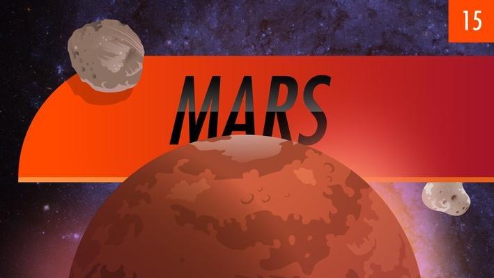 Mars | Crash Course Astronomy