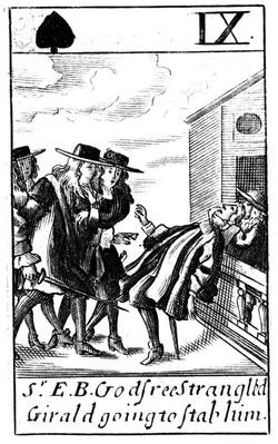 The Murder of Sir Edmund Berry Godfrey