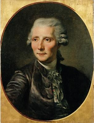 Portrait of Pierre Augustin Caron de Beaumarchais