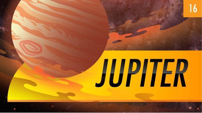 Jupiter | Crash Course Astronomy