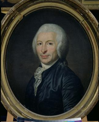 Portrait of Doctor Joseph-Ignace Guillotin