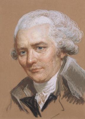 Portrait of Pierre Choderlos De Laclos