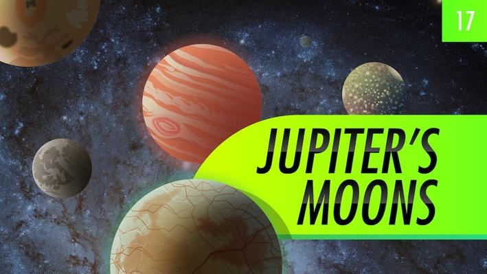 Jupiter's Moons | Crash Course Astronomy