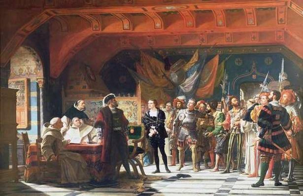 Francis de Bonnivard