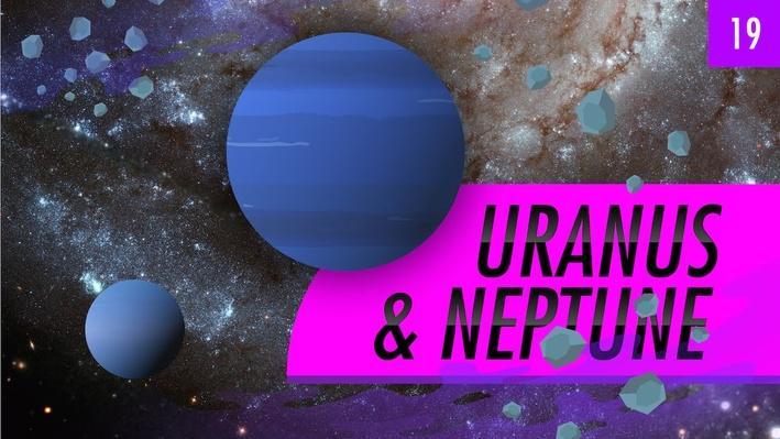 Uranus & Neptune | Crash Course Astronomy