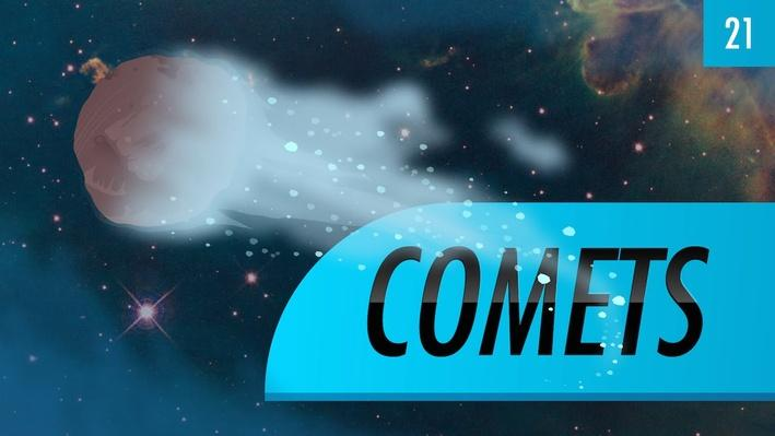 Comets | Crash Course Astronomy