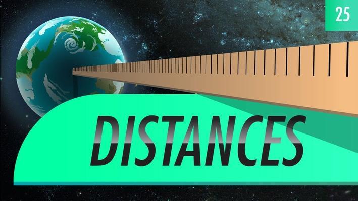 Distances | Crash Course Astronomy