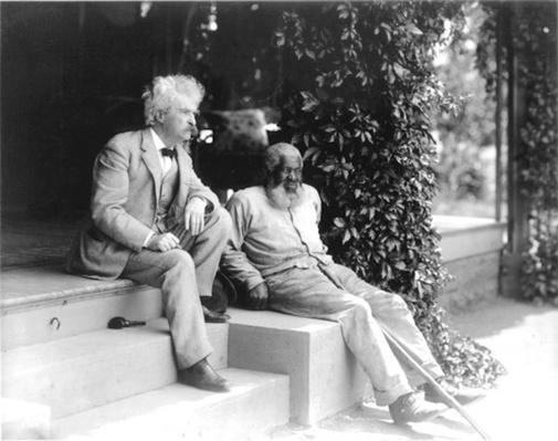 A Life Lived in a Rapidly Changing World: Samuel L. Clemens' 1835-1910