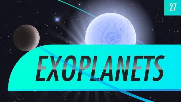 Exoplanets | Crash Course Astronomy