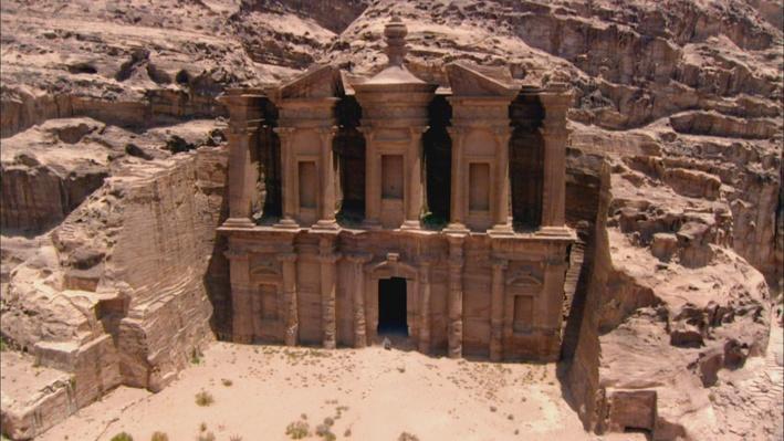 History of Petra