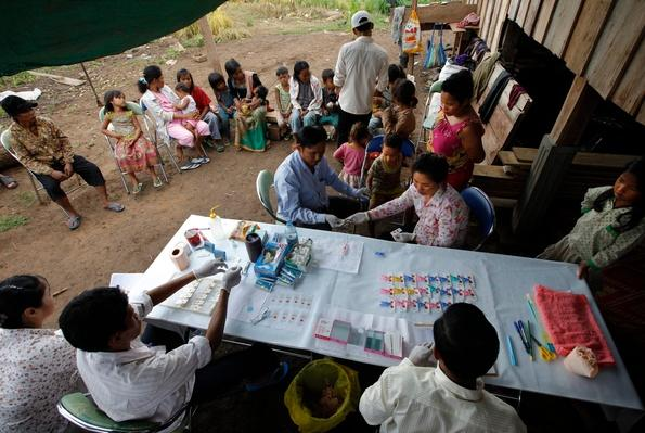 WHO Makes Progress Battling Drug Resistant Malaria In Cambodia | Global Infectious Diseases