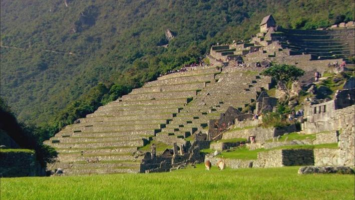 Terraces of Stone | Time Scanners: Machu Picchu
