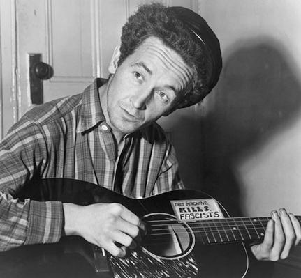 Woody Guthrie, Biography | Ken Burns: The Dust Bowl