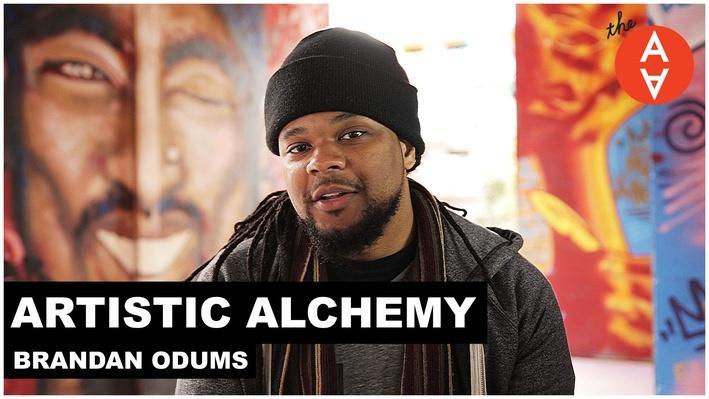Artistic Alchemy: Brandan Odums | The Art Assignment