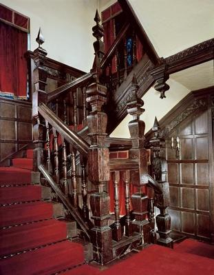 The Well staircase, c.1600