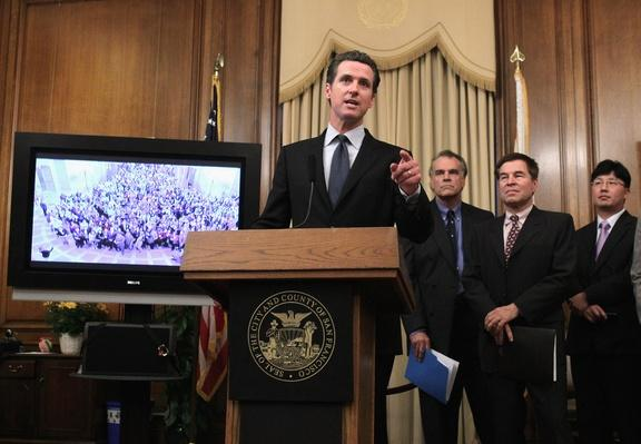 SF Mayor Urges Congress To Extend Stimulus For City's Jobs Now Program | The Study of Economics