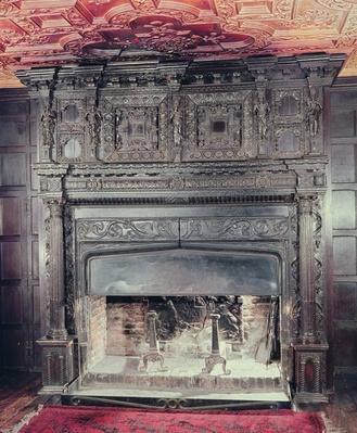 Fireplace, c.1620