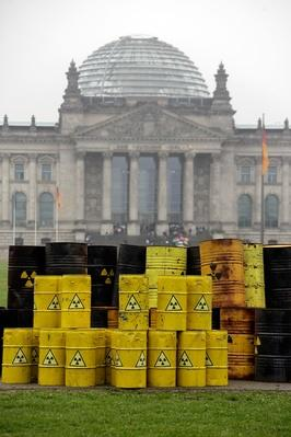 Protests Against Germany's Nuclear Power Extension | Human Impact on the Physical Environment | Geography