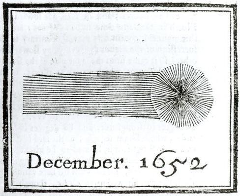 Charles's Comet, December 1652