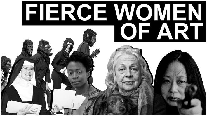 Fierce Women of Art | The Art Assignment